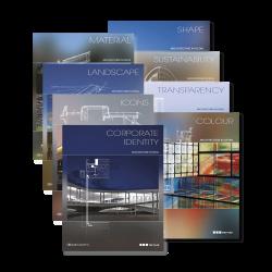 Monografie di Architettura (8 Volumi)