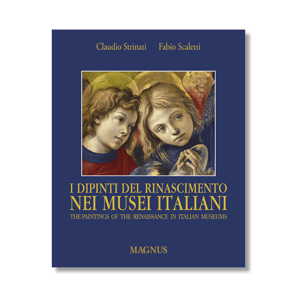 I Dipinti del Rinascimento nei Musei Italiani Copertina Libro