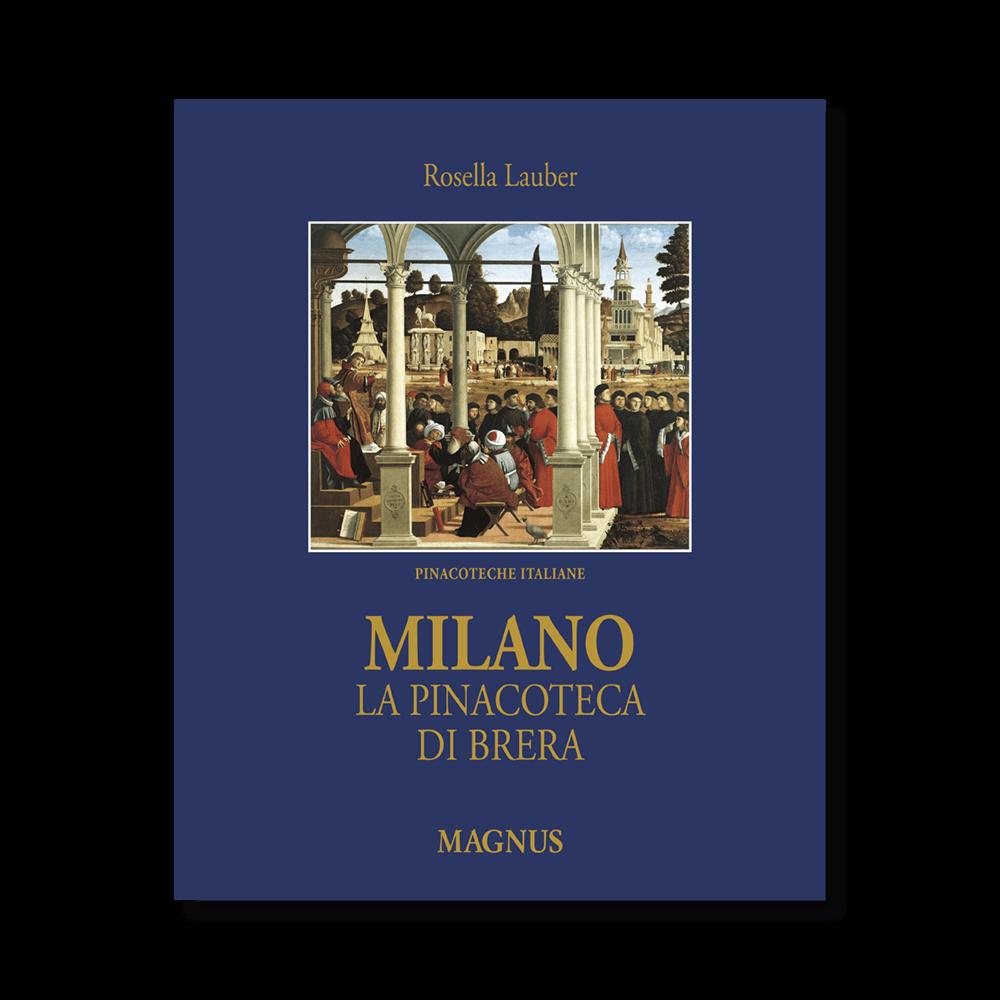 Milano la Pinacoteca di Brera Libro