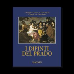 I Dipinti del Prado libro