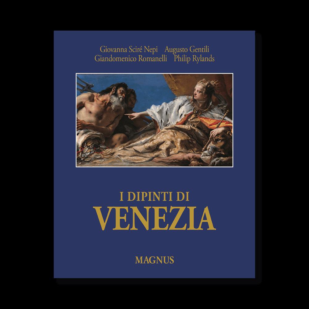 I Dipinti di Venezia Libro