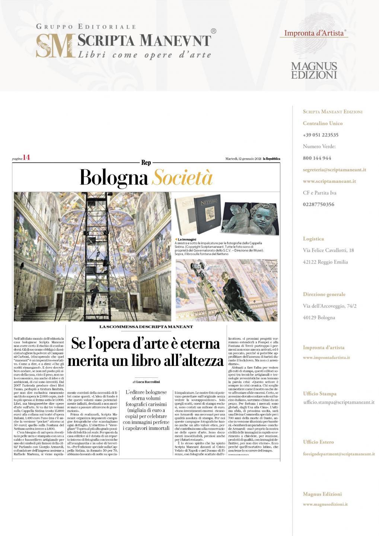 ARTICOLO LA REPUBBLICA_ BACCOLINI 2